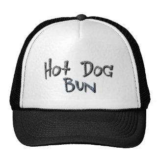 """Hot Dog"" Cap Trucker Hat"