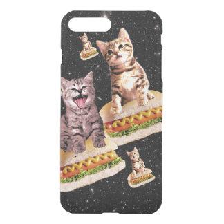 hot dog cat invasion iPhone 7 plus case
