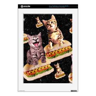hot dog cat invasion skin for PS3