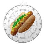 Hot Dog Dart Board