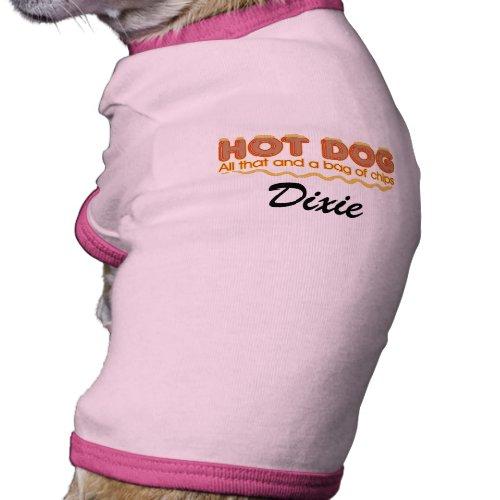 Hot Dog petshirt
