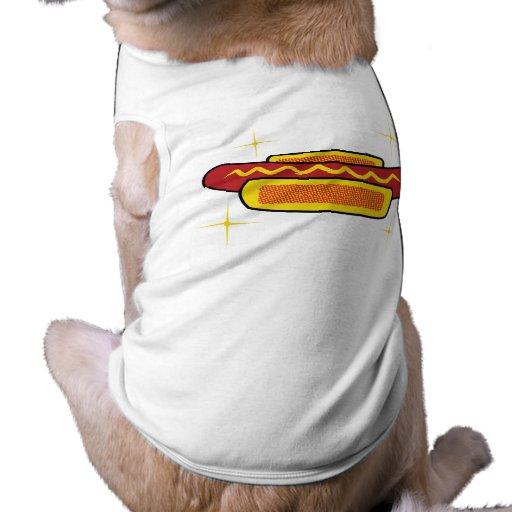 Hot Dog Dog T Shirt