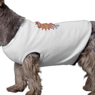 Hot Dog Doggie Tank Top