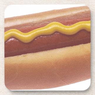 Hot Dog Drink Coasters