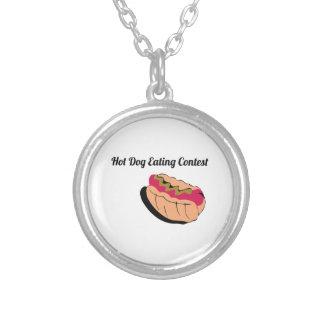 Hot Dog Eating Contest Custom Jewelry
