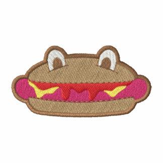 Hot Dog Embroidered Shirt