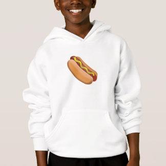 Hot Dog Emoji Hoodie