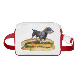 Hot Dog Fanny Pack Swag