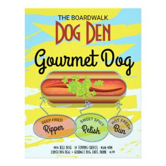 Hot Dog Flyer