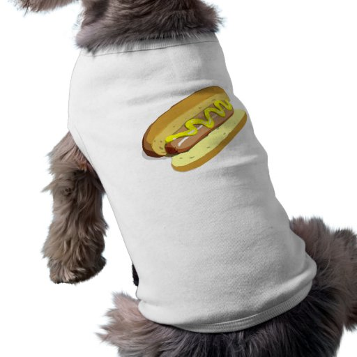 Hot Dog for Dogs Pet Shirt