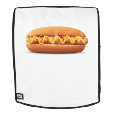 hot dog Funny Halloween costume matching couples Backpack