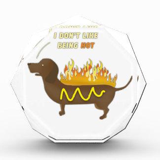 Hot Dog Funny Joke Slogan Award