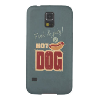 Hot Dog Galaxy S5 Cover