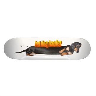 Hot Dog Hauler Skateboard