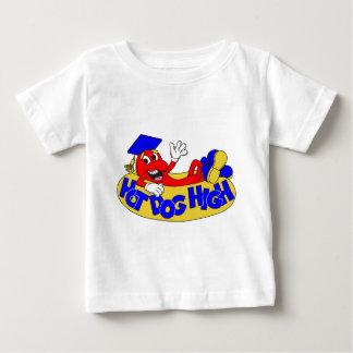 Hot Dog High Baby T-Shirt