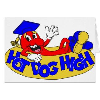 Hot Dog High Card