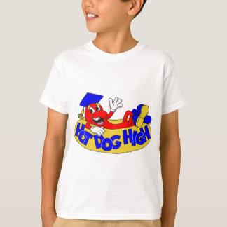 Hot Dog High T-Shirt