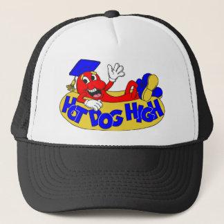 Hot Dog High Trucker Hat