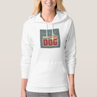 Hot Dog Hooded Pullover