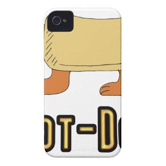 Hot Dog iPhone 4 Case