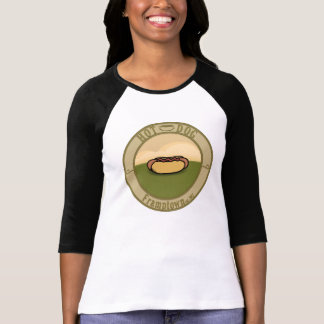 Hot Dog Joint Sleeves Shirt