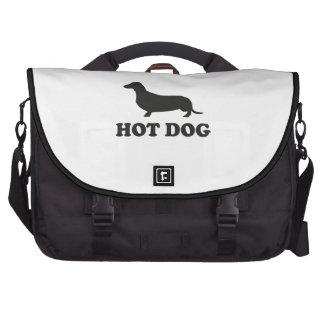 HOT DOG LAPTOP COMMUTER BAG
