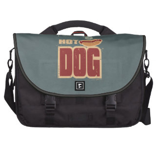 Hot Dog Laptop Computer Bag
