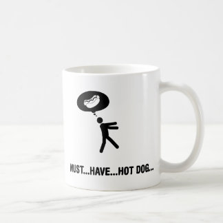 Hot Dog Lover Coffee Mug