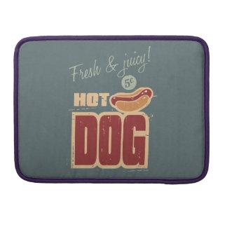 Hot Dog MacBook Pro Sleeve