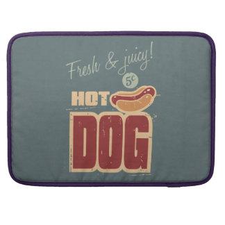 Hot Dog MacBook Pro Sleeves