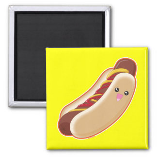 Hot Dog! Magnet