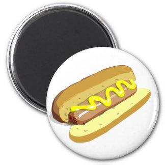 Hot dog magnet 2