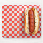 Hot Dog Mouse Pad