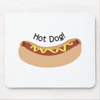 Hot Dog! Mouse Pad