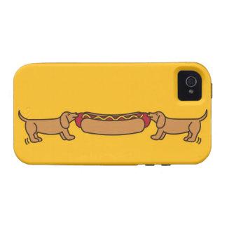 Hot Dog-O-War Case-Mate iPhone 4 Case