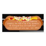 Hot Dog! Party Custom Invitations