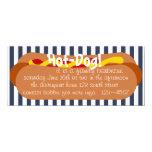 Hot Dog! Party Invites