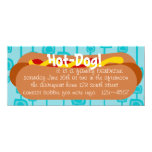 Hot Dog! Party Personalized Invitation