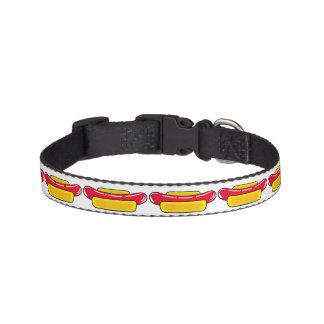 Hot Dog Pet Collar