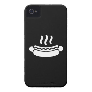 Hot Dog Pictogram iPhone 4 Case