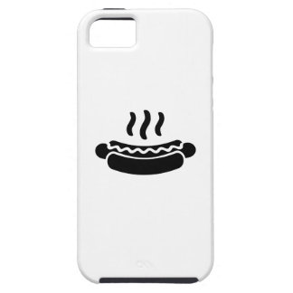 Hot Dog Pictogram iPhone 5 Case