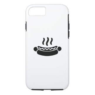 Hot Dog Pictogram iPhone 7 Case
