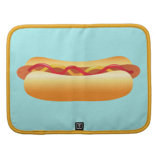 Hot Dog Folio Planner