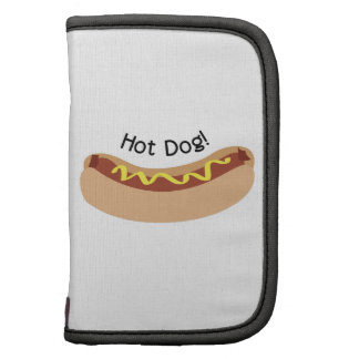 Hot Dog! Planners