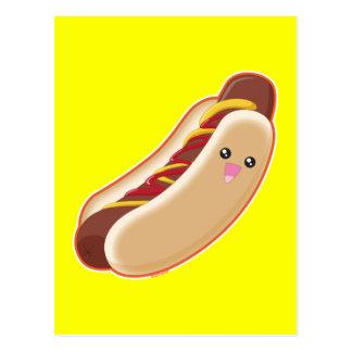 Hot Dog! Postcard