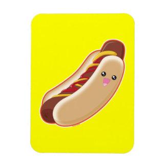 Hot Dog! Flexible Magnet