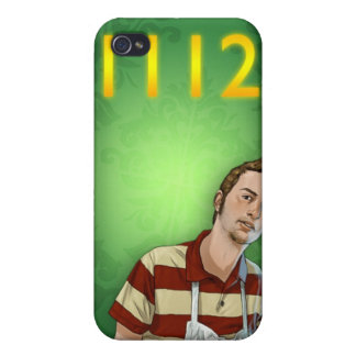 Hot-Dog Seller - 1112 Game Characters Case For iPhone 4