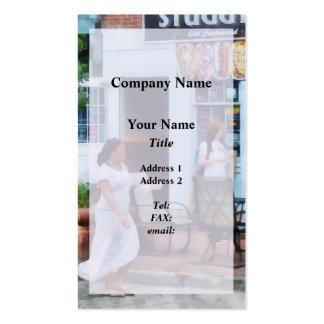 Hot Dog Shop Fells Point Business Cards