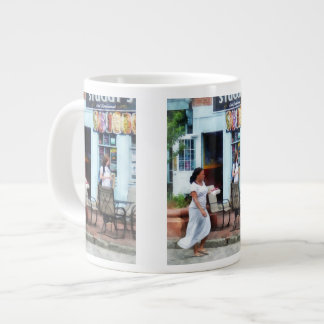Hot Dog Shop Fells Point Giant Coffee Mug