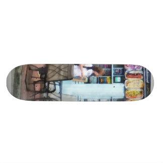 Hot Dog Shop Fells Point Skate Board Decks